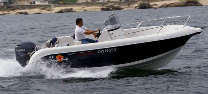 Pacific Craft 546 Open