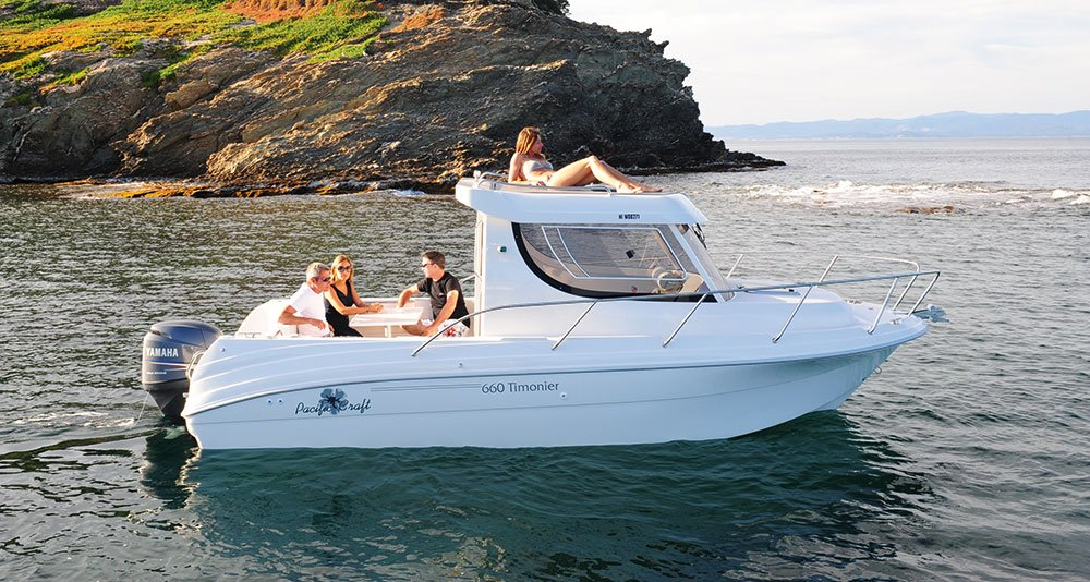 Pacific Craft 660 Timonier