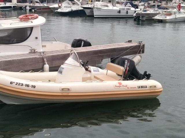 Foto babor Pacific Craft 500 Espadon puerto