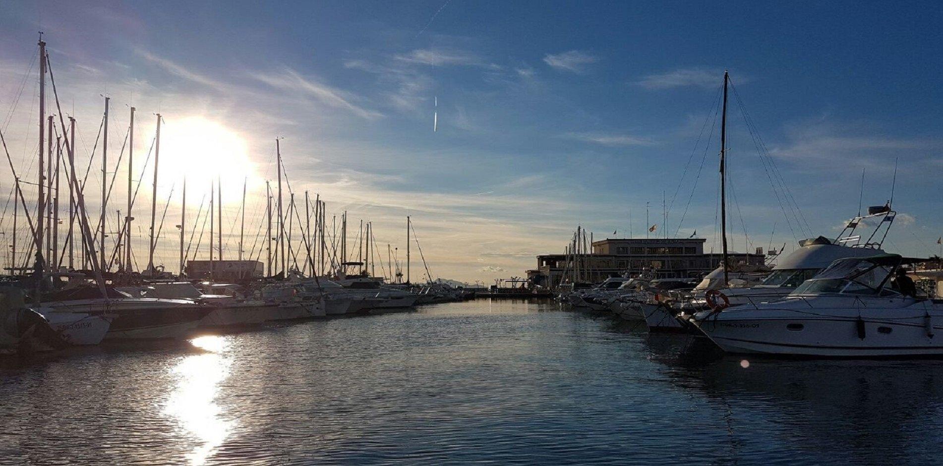 Puerto deportivo Marina Miramar, Santa Pola